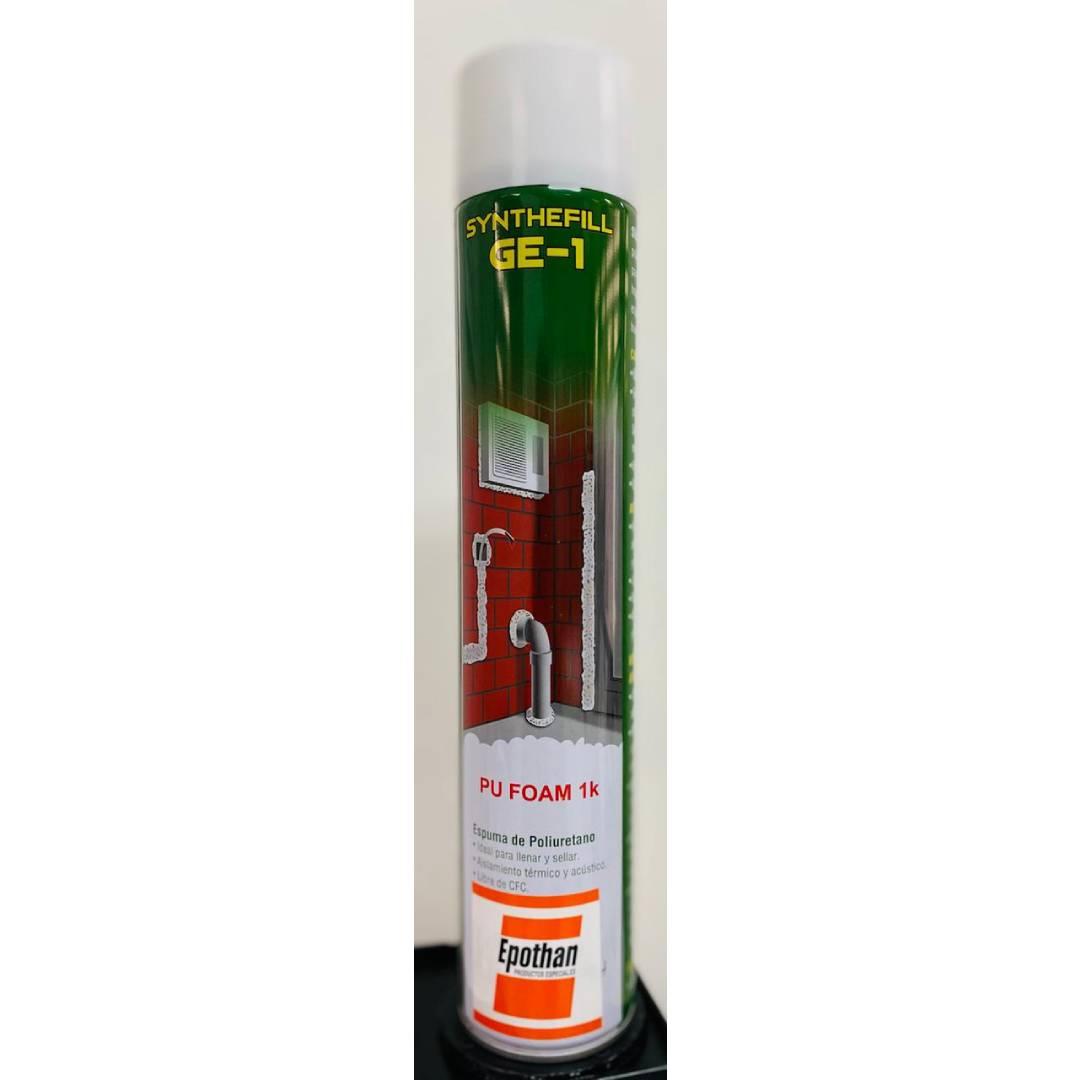Spray Espuma Poliuretano COVERTHAN ES GE-1
